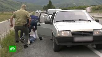 Задержание сторонника ИГ во Владикавказе