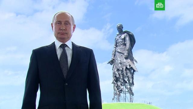 «Голос каждого из вас— самый важный»: Путин обратился кроссиянам.Путин, законодательство, конституции.НТВ.Ru: новости, видео, программы телеканала НТВ