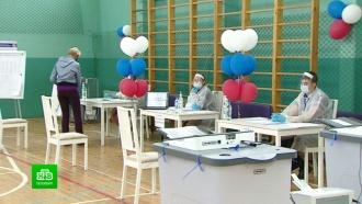 В Петербурге и области явка на голосовании по поправкам в Конституцию превысила 65%