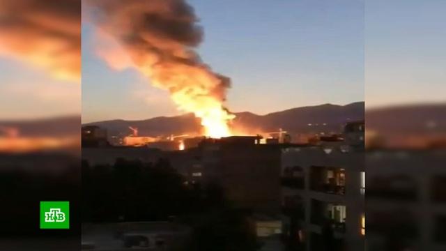 Не менее 13человек погибли при взрыве вбольнице вТегеране.Иран, больницы, взрывы.НТВ.Ru: новости, видео, программы телеканала НТВ