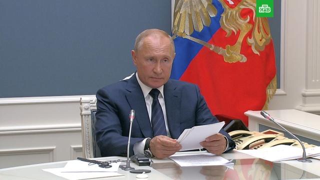 Путин назвал санкции США против Сирии нелегальными.Иран, Путин, США, Сирия, переговоры, санкции.НТВ.Ru: новости, видео, программы телеканала НТВ