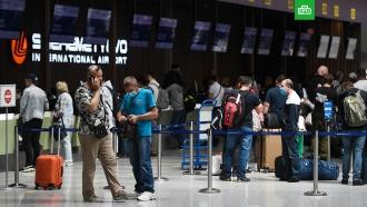 Запрет на международные полеты продлен до 1августа