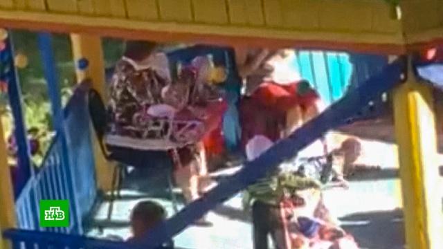 Воспитатель детдома выкинула ребенка из коляски «за гиперактивность».дети и подростки, Самара, Следственный комитет.НТВ.Ru: новости, видео, программы телеканала НТВ