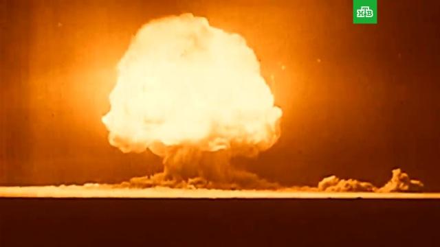 Ядерная «Штучка»: первое супероружие ужаснуло своих создателей.ЗаМинуту, оружие, США, ядерное оружие.НТВ.Ru: новости, видео, программы телеканала НТВ