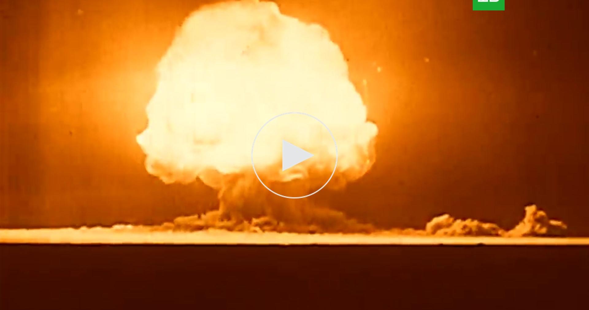 Ядерная «Штучка»: первое супероружие ужаснуло своих создателей