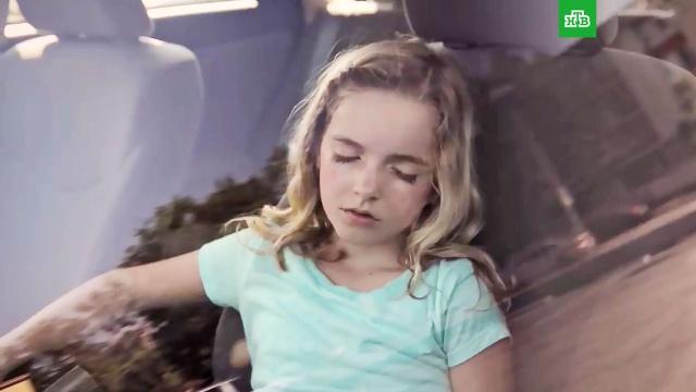 Смертельная ловушка: почему детей нельзя оставлять вмашине.автомобили, дети и подростки, жара, ЗаМинуту.НТВ.Ru: новости, видео, программы телеканала НТВ