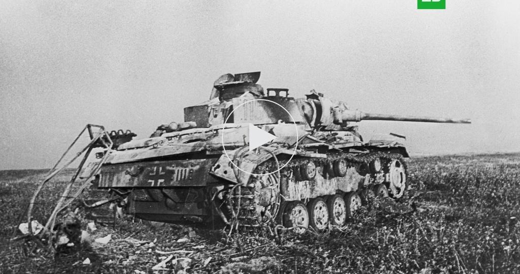 Ад под Прохоровкой: крупнейшее сражение бронетанковой техники