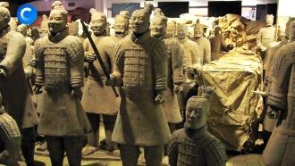 Древняя тайна «терракотовой армии»