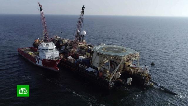 Дания разрешила достроить «Северный поток— 2» новыми судами.Дания, Северный поток, газопровод, корабли и суда.НТВ.Ru: новости, видео, программы телеканала НТВ