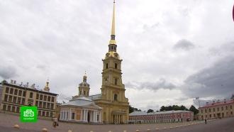 Петропавловская крепость первой открылась для петербуржцев после пандемии