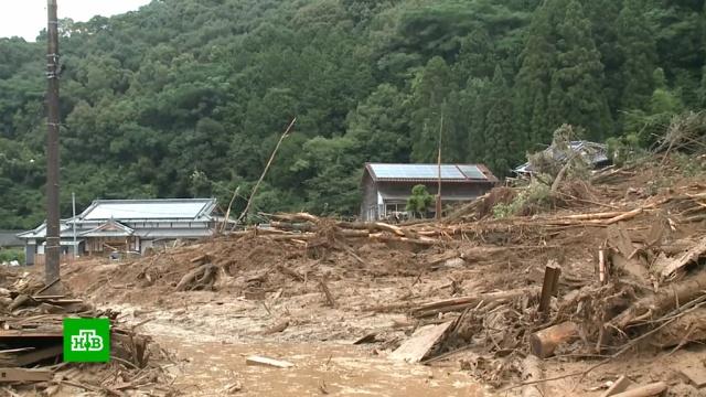 Число погибших от наводнения в Японии возросло до 42.Япония, погода, погодные аномалии.НТВ.Ru: новости, видео, программы телеканала НТВ