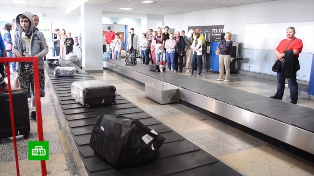 ВКузбассе частично отменили карантин для прилетающих врегион.Кемеровская область, карантин, коронавирус.НТВ.Ru: новости, видео, программы телеканала НТВ