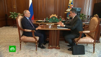Глава «Почты России» доложил Путину оросте зарплат работников