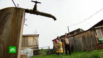 Сибирский поселок остался без воды <nobr>из-за</nobr> долгов по ЖКХ