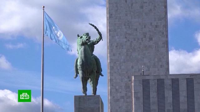 ООН потребует от США погасить все долги перед выходом из ВОЗ.ВОЗ, ООН, США, коронавирус.НТВ.Ru: новости, видео, программы телеканала НТВ