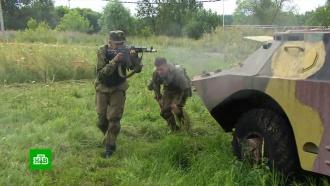 Таманская дивизия отметила <nobr>80-летие</nobr> на учениях