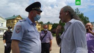 Джигурду задержали при посещении закрытого на карантин села Дивеево