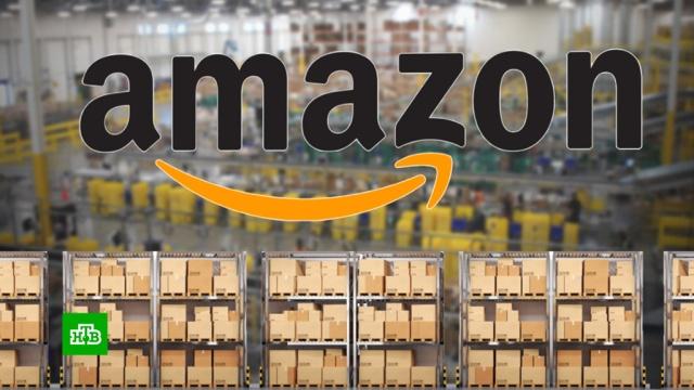 Минфин США оштрафовал Amazon за продажу товаров в Крым.Amazon, компании, торговля, экономика и бизнес.НТВ.Ru: новости, видео, программы телеканала НТВ