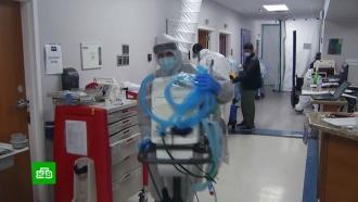 Байден сравнил удар коронавируса по США с «не похожей ни на что бурей»