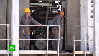 ВСирии восстановили разрушенную боевиками электростанцию