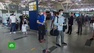 Голикова: переговоры оснятии ограничений на международные полеты начнутся 15июля