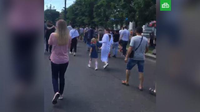ВХабаровске люди вновь вышли на митинг вподдержку Фургала.Хабаровский край, аресты, губернаторы, митинги и протесты, убийства и покушения.НТВ.Ru: новости, видео, программы телеканала НТВ