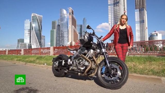 Байкеры назвали возможные причины гибели мотоблогерши Никитиной.Московская область, аварии на транспорте, блогосфера, мотоциклы и мопеды, смерть.НТВ.Ru: новости, видео, программы телеканала НТВ