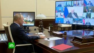 Путин призвал «не сидеть на одном месте ровно» всфере цифровизации