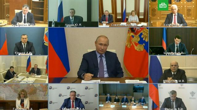 Путин дал три месяца на корректировку нацпроектов.Путин, нацпроекты.НТВ.Ru: новости, видео, программы телеканала НТВ