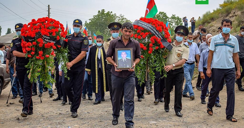 Армения-Азербайджан: На грани войны. Неприемлемая ситуация