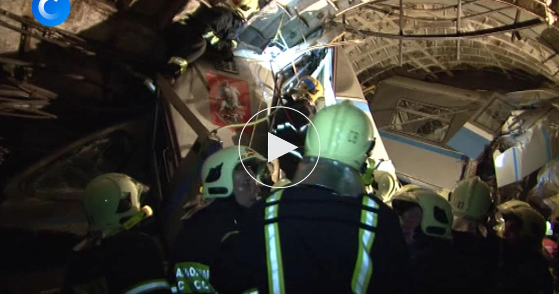 Кошмар вподземке: кгодовщине самой крупной аварии вмосковском метро