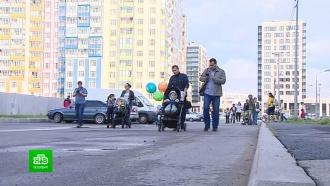 Большинство петербургских семей получили выплаты за коронавирусные ограничения