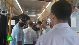 В Хабаровском крае усилят контроль за соблюдением масочного режима в транспорте