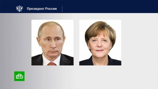 Путин иМеркель обсудили ситуацию на востоке Украины.дипломатия, Меркель, Путин, Украина.НТВ.Ru: новости, видео, программы телеканала НТВ
