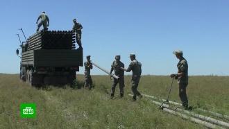 Построенный военными трубопровод обеспечит водой Симферополь