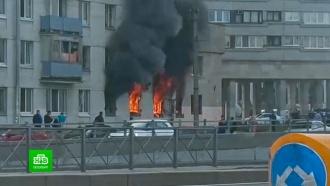 Петербурженка спровоцировала взрыв газа и пожар в своем доме