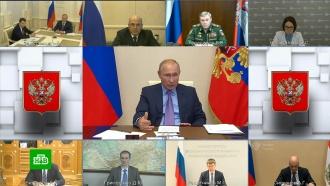Путин назвал главную задачу «посткоронавирусной» экономики