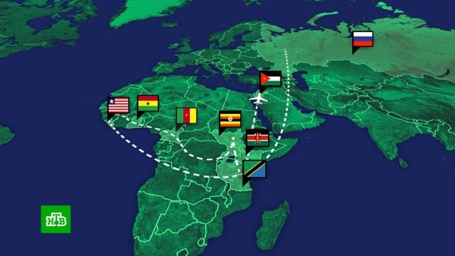 Операция «Африканское кольцо»: невероятный путь россиян на родину.Африка, МИД РФ, авиация, дипломатия, коронавирус, туризм и путешествия.НТВ.Ru: новости, видео, программы телеканала НТВ