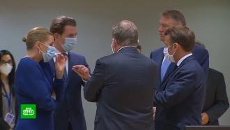 Лидеры ЕС договорились оплане восстановления экономики