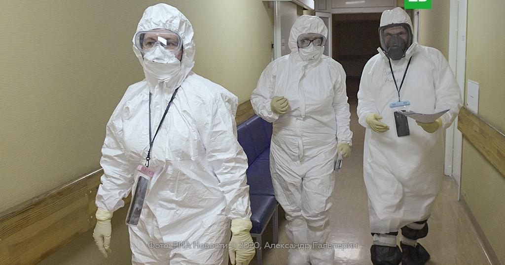 В Минздраве объяснили случай повторного заражения коронавирусом в РФ