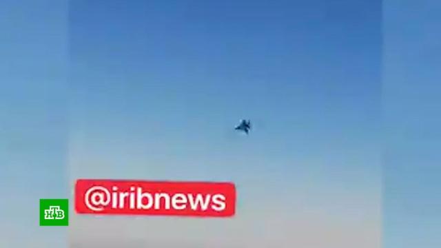 Перехват иранского самолета: видео из салона.Иран, США, авиационные катастрофы и происшествия, авиация, самолеты.НТВ.Ru: новости, видео, программы телеканала НТВ