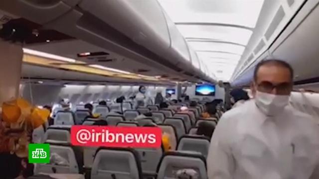 Иран пригрозил США ответом на «наглый и провокационный» перехват самолета.Иран, США, авиационные катастрофы и происшествия, авиация.НТВ.Ru: новости, видео, программы телеканала НТВ