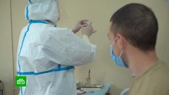 Вакцинацию медиков от коронавируса могут начать вавгусте