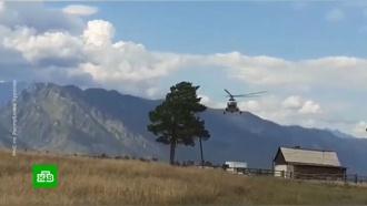 В Бурятии пятый день ищут пропавший Ан-2