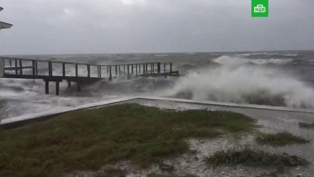 Тысячи жителей Техаса остались без электричества из-за урагана «Ханна».США, погода, штормы и ураганы.НТВ.Ru: новости, видео, программы телеканала НТВ