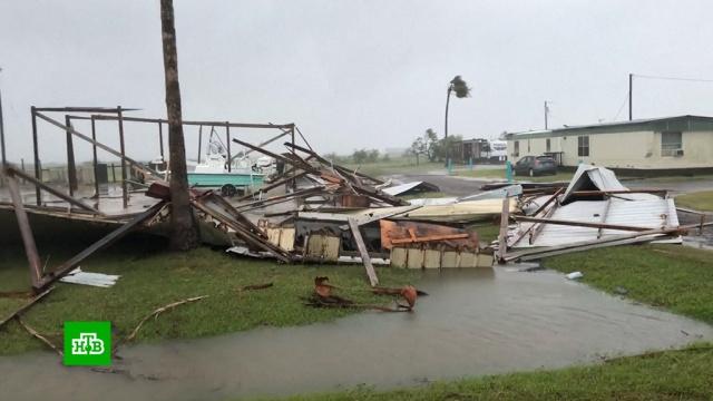 Территории США угрожают сразу два урагана.США, штормы и ураганы.НТВ.Ru: новости, видео, программы телеканала НТВ