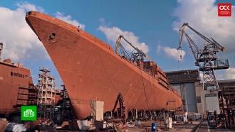 ВМФ РФ получит рекордное количество боевых кораблей