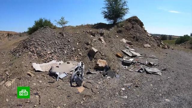 Жители Шахт выступили против незаконной свалки истроительства мусорного полигона.Ростовская область, мусор, экология.НТВ.Ru: новости, видео, программы телеканала НТВ