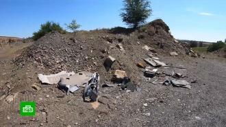 Жители Шахт выступили против незаконной свалки истроительства мусорного полигона