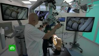 Новый блок Спинального центра вМоскве примет первых пациентов уже осенью